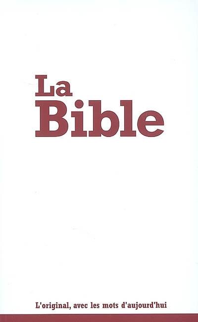 la bible tob epub